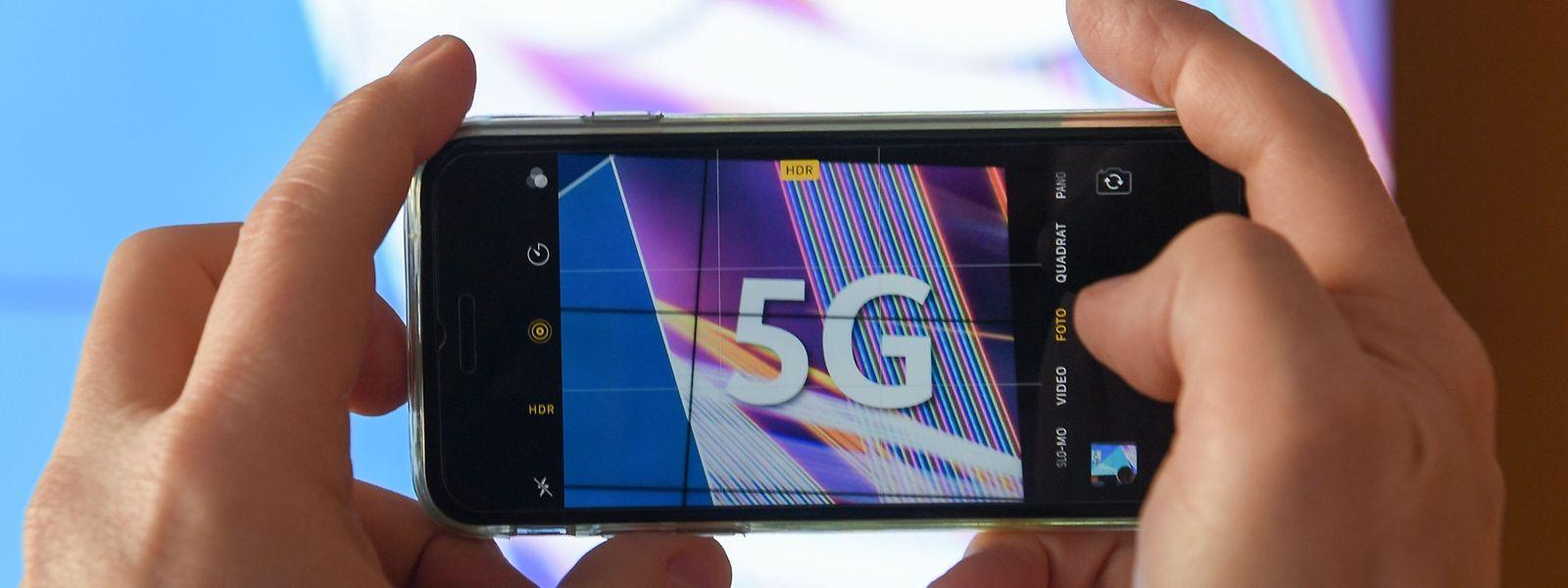 Neue Welt: Die 5G-Technologie soll neben dem privaten Vergnügen vor allem die industrielle Nutzung revolutieren.