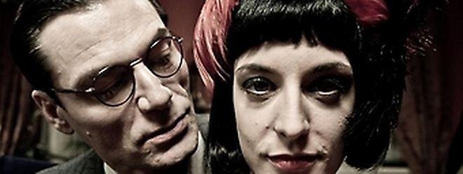 Asta (Who Killed Asta Nielsen?), von Olivier Koos,