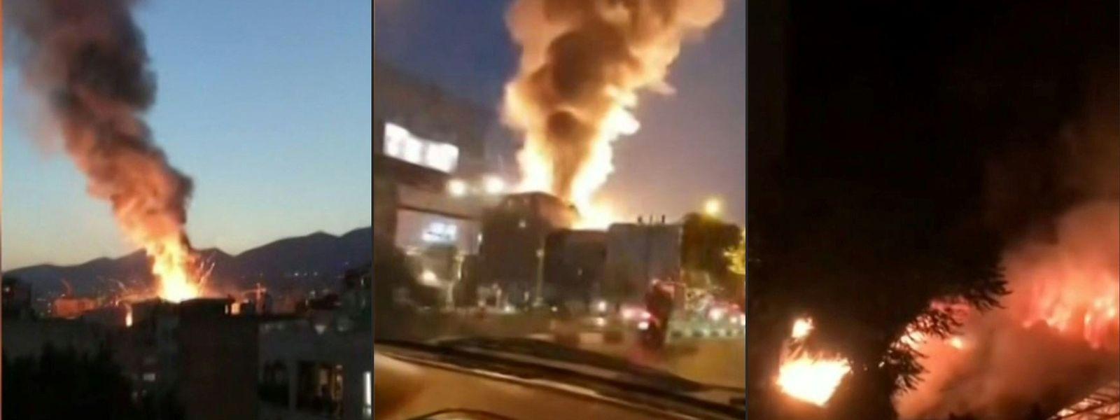 In den vergangenen Wochen hat es mehrere mysteriöse Unfälle im Iran gegeben. Wurden sie durch Cyberangriffe verursacht?