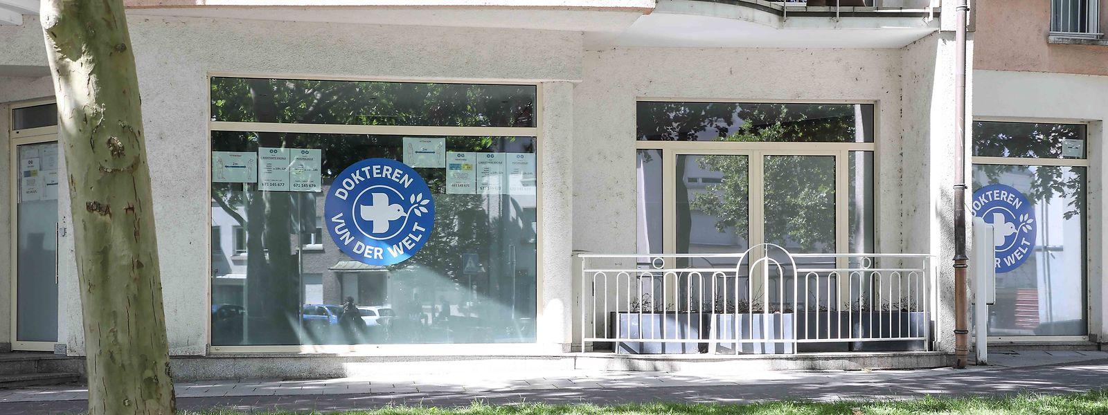 Der Großteil der Menschen, die Hilfe bei Médecins du Monde suchen, lebt unter der Armutsgrenze.