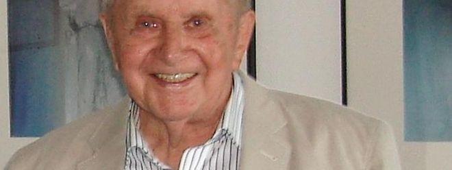 Emile Hemmen starb im Kreise seiner Familie.