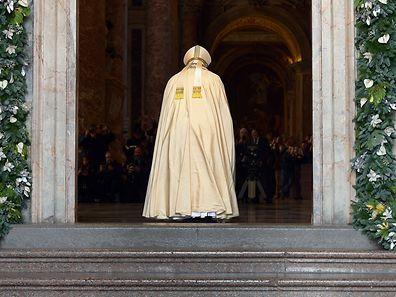 Gelingt die Revolution? Wie viele Divisionen hat der Papst?