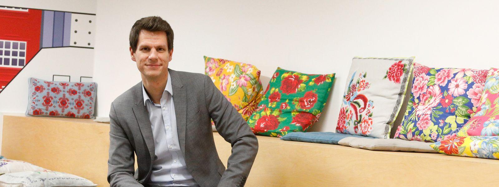 Philippe Linster entend notamment s'inspirer du modèle de start-up nation israélienne