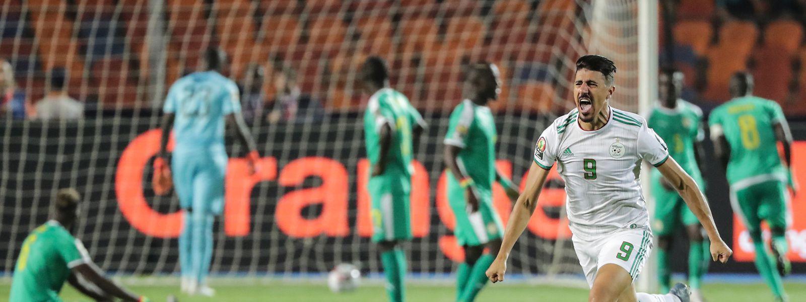 L'Algérie décroche sa deuxième Coupe d'Afrique
