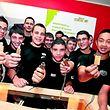 """Im vergangenen Jahr setzte sich das """"Woodteam 15"""" aus dem """"Lycée technique"""" aus Esch/Alzette mit seinen USB-Sticks beim nationalen Wettbewerb durch."""