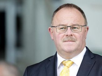 Luxembourg Minister for Cooperation and Humanitarian Action, Romain Schneider