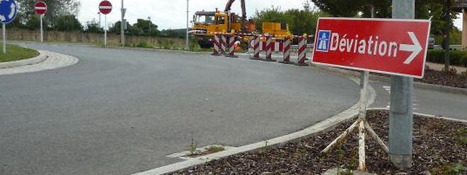 Die Bauarbeiten erfolgen zwischen 19 Uhr am Freitag bis 6 Uhr am Montag.