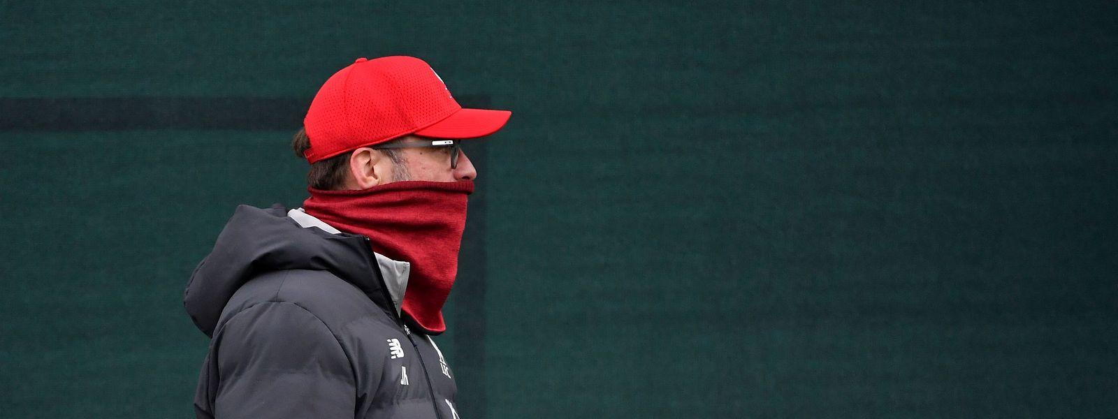 Trainer Jürgen Klopp und der FC Liverpool müssen noch lange warten.