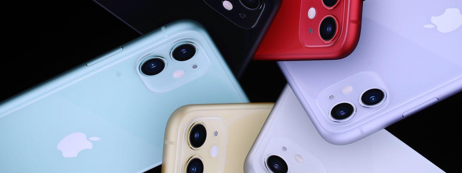 Das neue  iPhone 11 wurde im September vorgestellt.