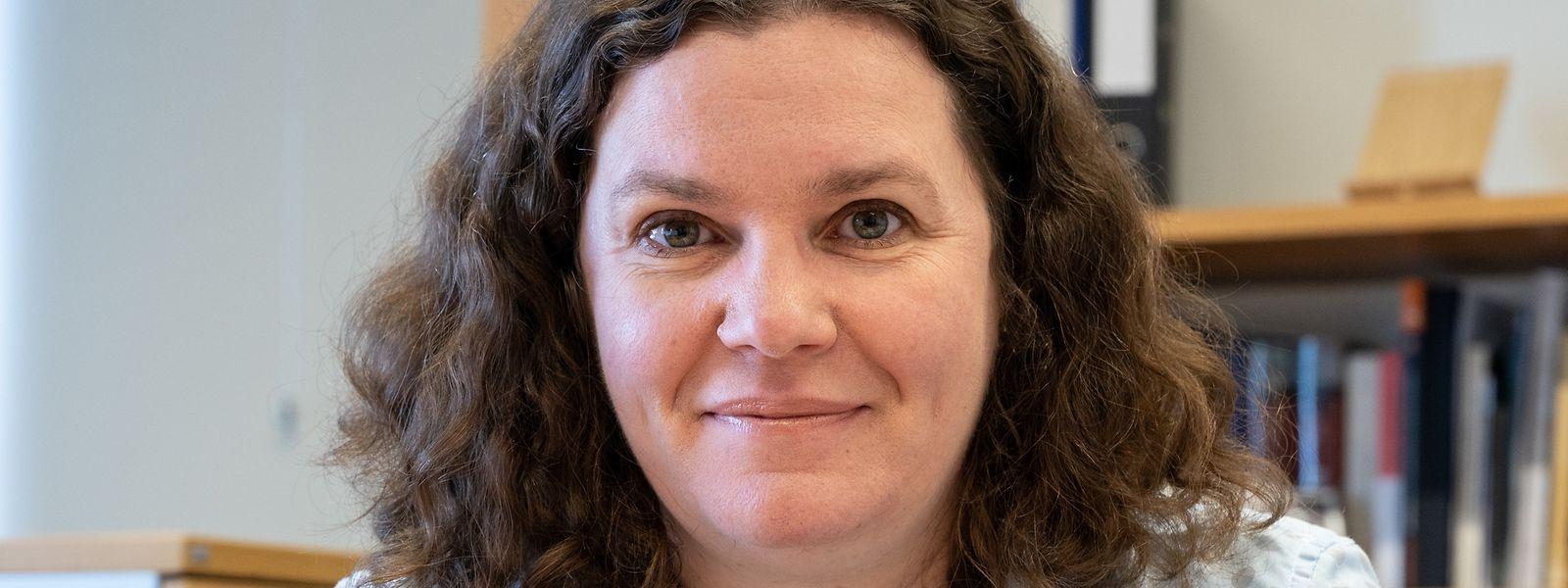 """Pour Catherine Léglu, vice-rectrice de l'université : """"Le multilinguisme est une des forces de cette université quand elle cherche à attirer des étudiants""""."""
