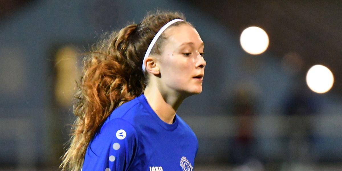Kate Thill a signé un doublé, Bettembourg a dominé le Racing 3-1.