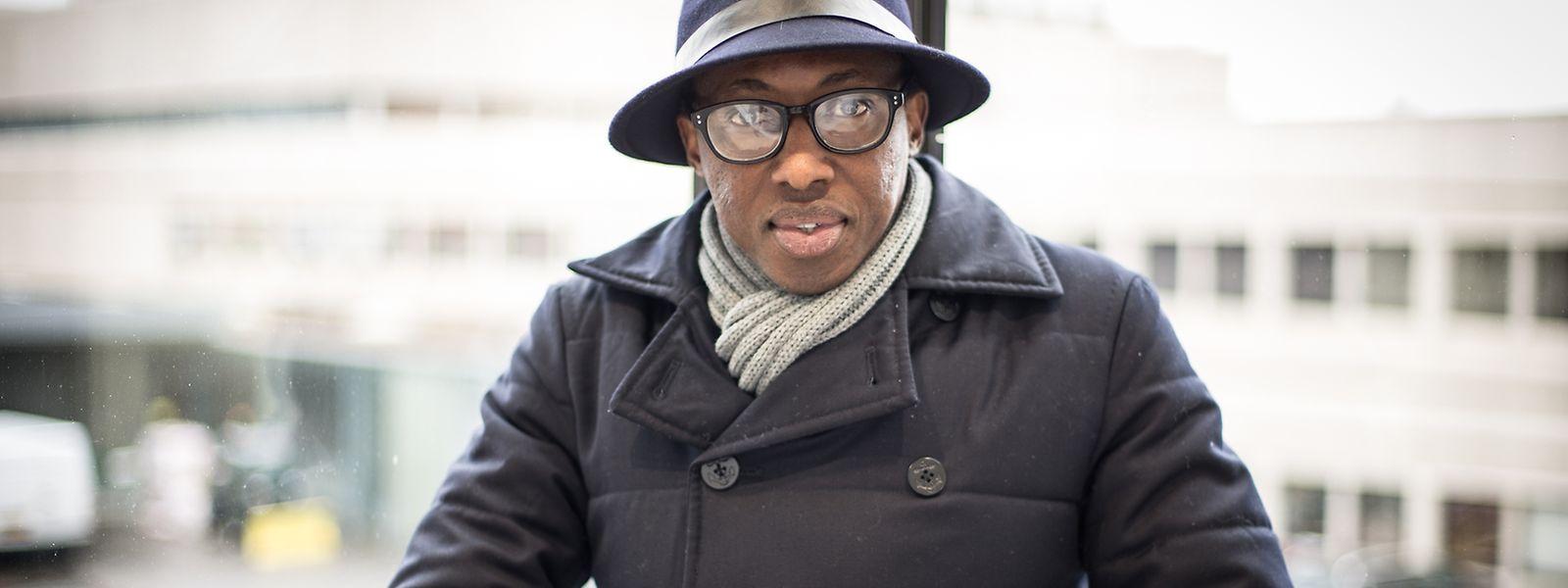 Diogène Ntarindwa: «Je refuse le statut de rescapé.»