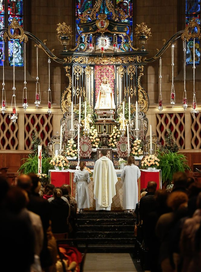 "Messe für die Pfarrei ""Musel a Syr Saint-Jacques"""