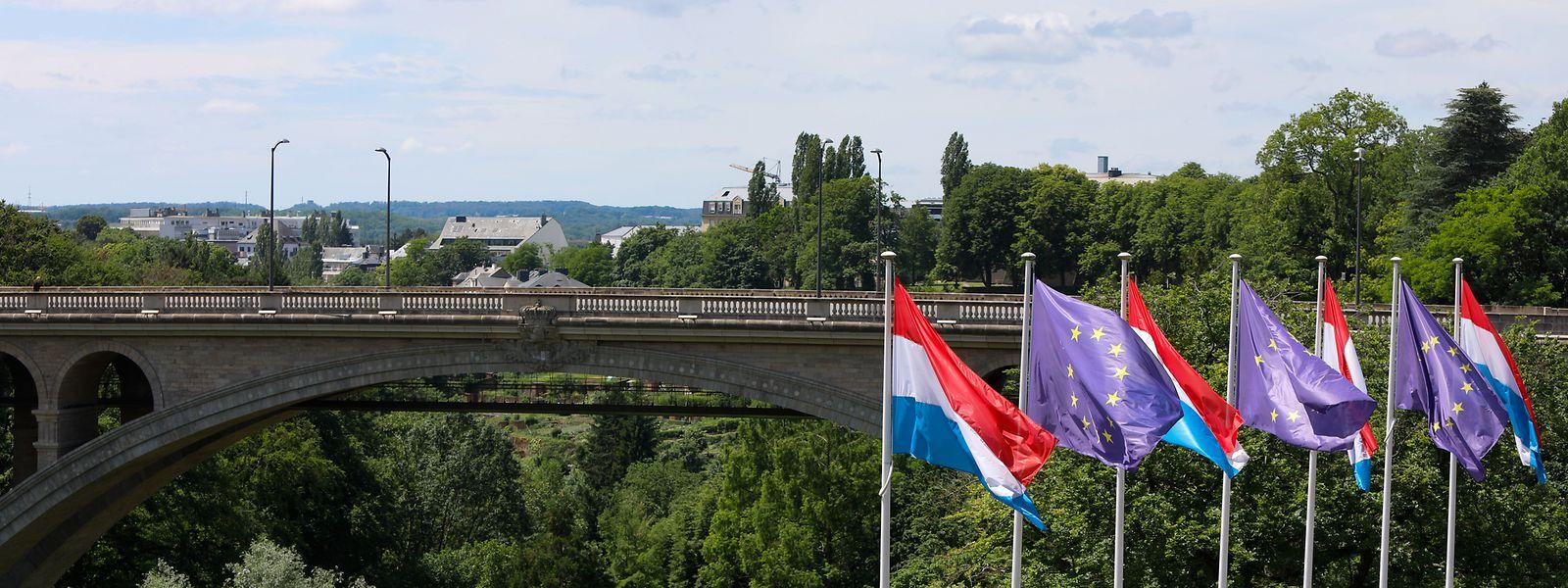 Der Luxemburger Bankensektor ist also gut aufgestellt, doch die altbekannten Probleme bleiben.