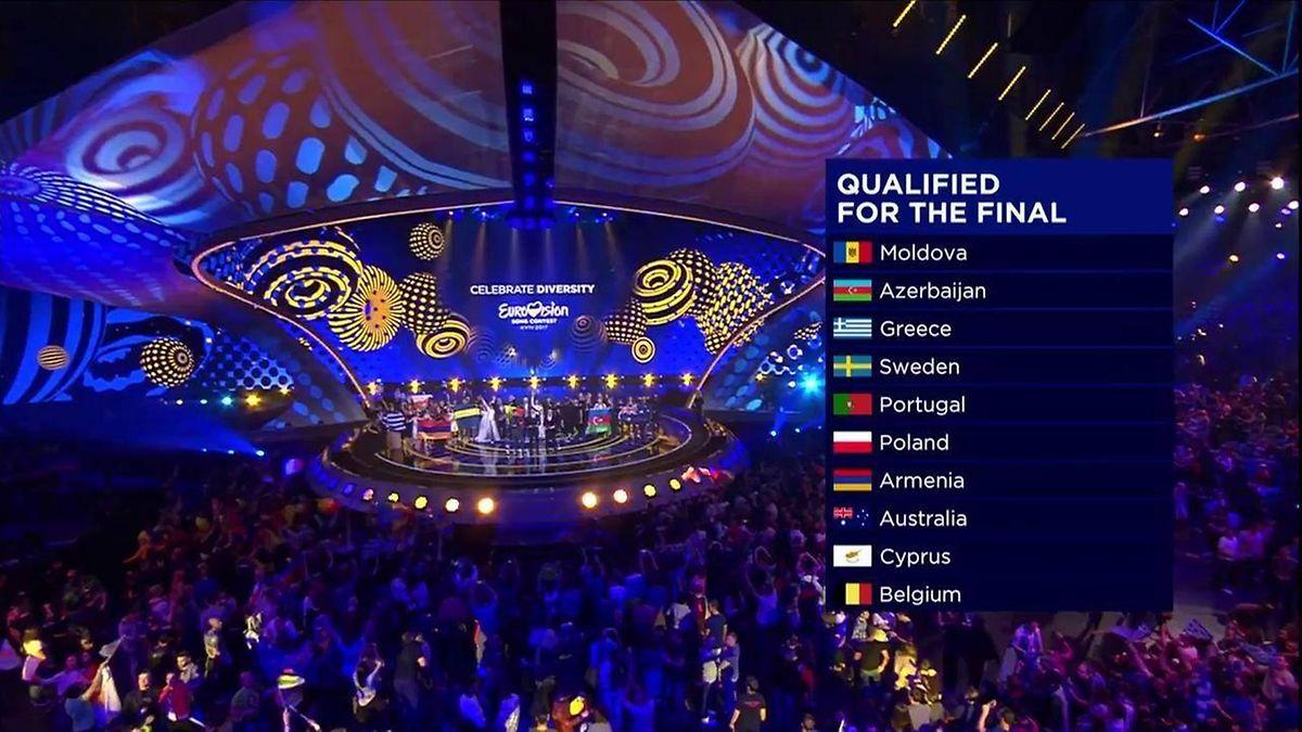 Portugal está entre os 10 países qualificados na primeira semifinal