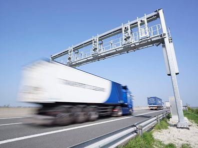 Die Lkw-Maut wird in der Regel auf Autobahnen und größeren Straßen fällig, in Brüssel gilt sie auch im Innenstadtbereich.