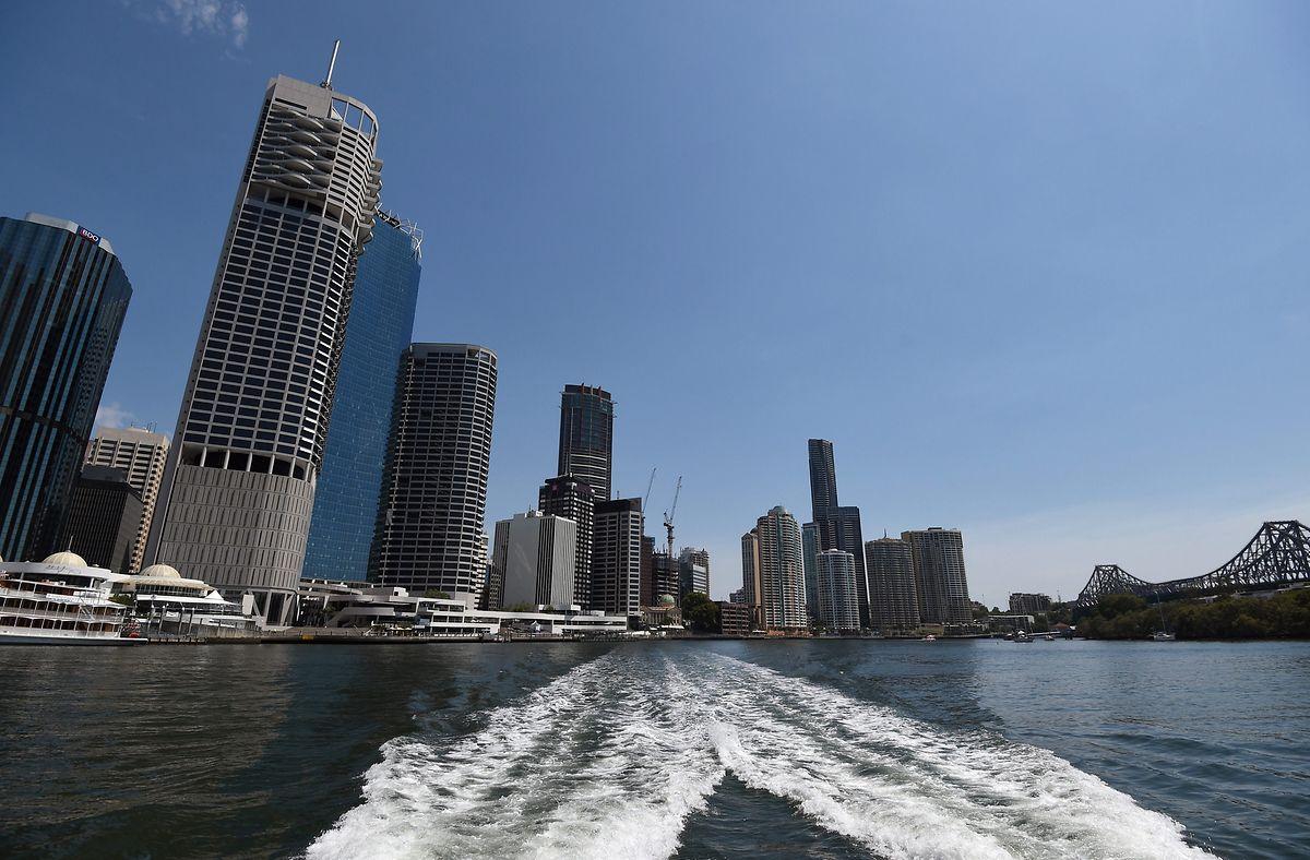 In elf Jahren finden die Sommerspiele in Brisbane statt.