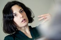 "Brigitte Urhausen spielte unter anderem in ""Doudege Wénkel"" mit."