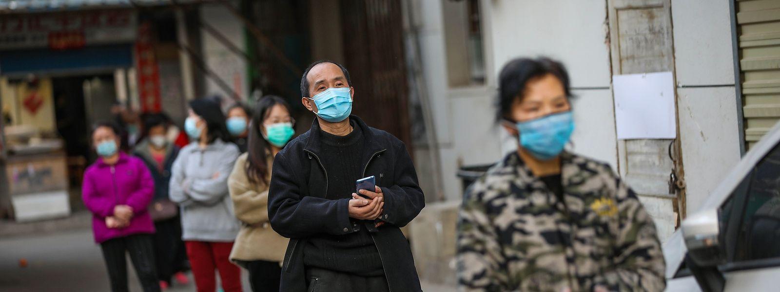 Seuls huit nouveaux décès ont été enregistrés au cours des dernières 24 heures en Chine