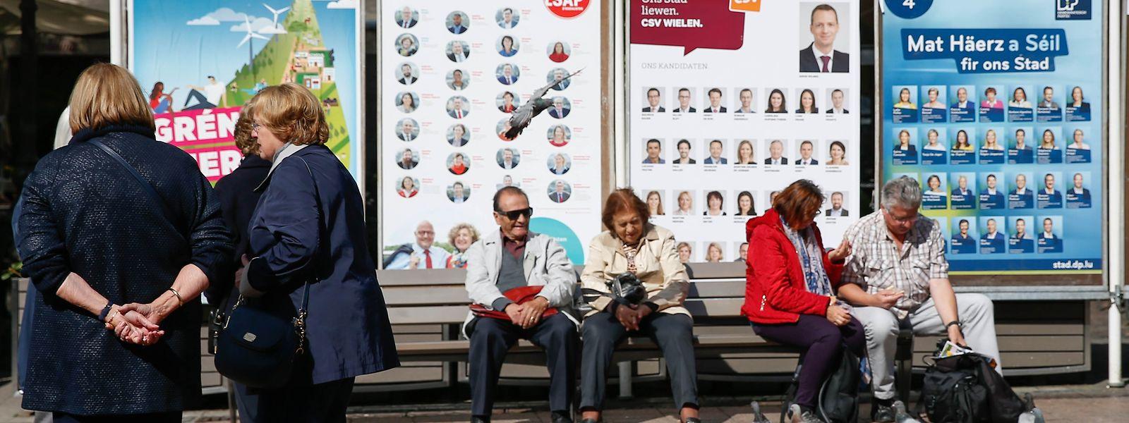 3.575 Kandidaten haben sich am 8. Oktober den Wählern gestellt. Nun werden die neuen Schöffenräte gebildet.