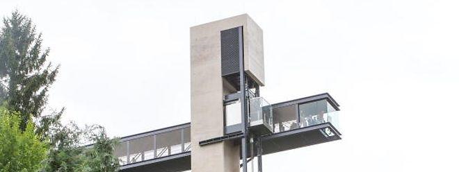Pfaffenthal-Lift