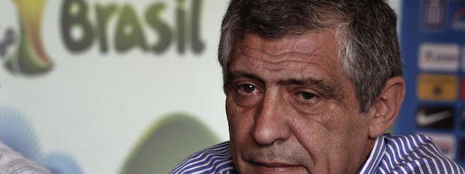 Fernando Santos mostra-se confiante sobre o castigo da FIFA