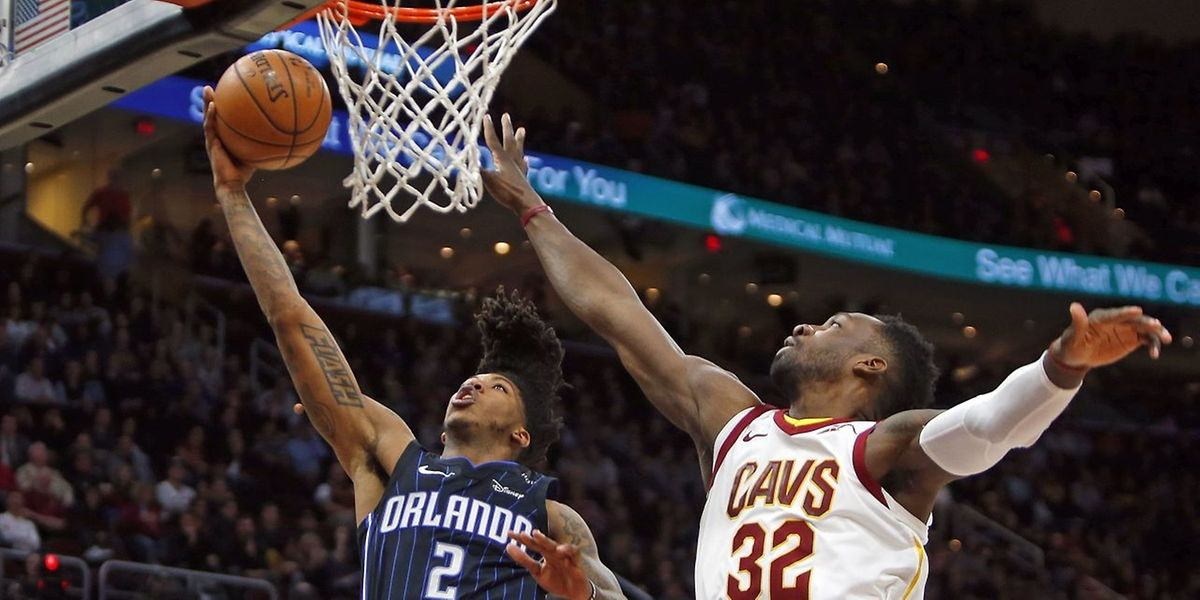 Jeff Green et les Cavs ont pris la mesure du Magic d'Elfrid Payton.
