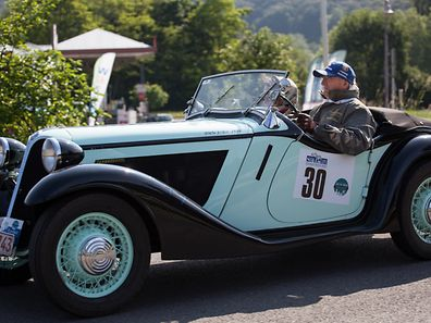 Saar-Lor-Lux European Historic Rally 2016 / Foto: Viktor WITTAL