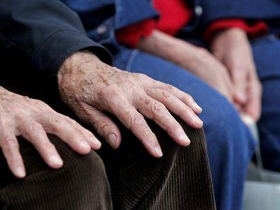 Pensões só estão garantidas até 2040.