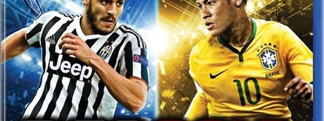 """2ce9164fff """"FIFA 16"""" vs. """"PES 2016""""   Die Schlacht ums runde Leder kann beginnen"""