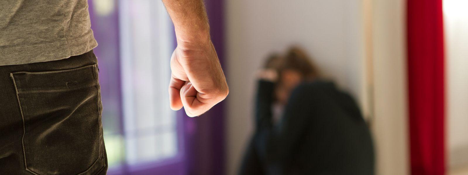 Die Anzahl der Fälle von häuslicher Gewalt in Luxemburg steigt kontinuierlich.