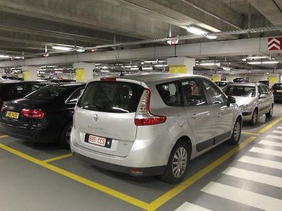 Der Gratis-Parkplatz am Flughafen für Luxair-Tours-Kunden ist Geschichte.