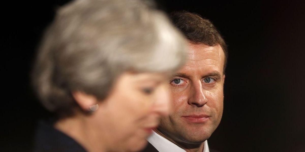 Le plein accès des services financiers au marché unique «n'est pas réalisable» a précisé le président français.