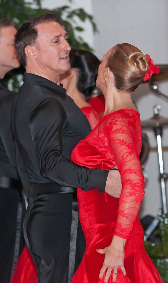"Der 65. ""Premier Bal"" der Tanzschule Mireille Roulling"