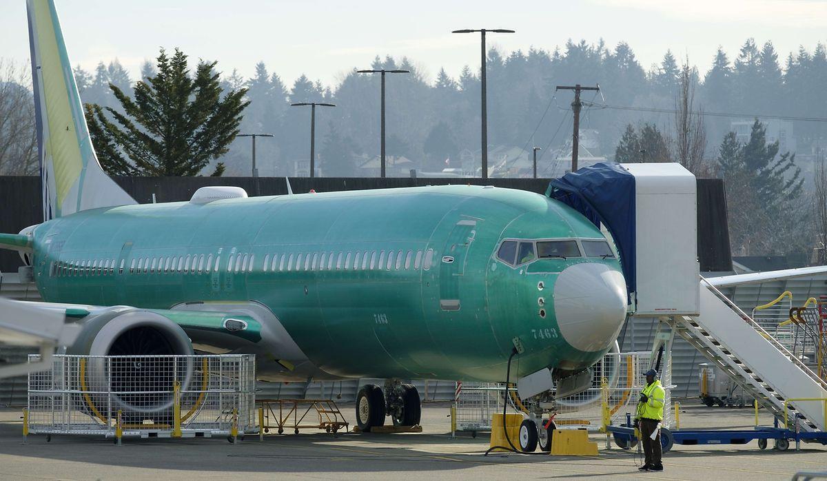 Die neueste Version der 737 ist derzeit der Verkaufsschlager des amerikanischen Herstellers.