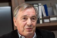 Wirtschaft , ITV Jeannot Krecké , ehemaliger LSAP Minister , Serie Was macht eigentlich..., Foto:Guy Jallay/Luxemburger Wort