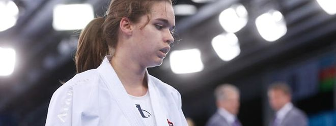 Jenny Warling kehrt ohne Medaille von der EM zurück.