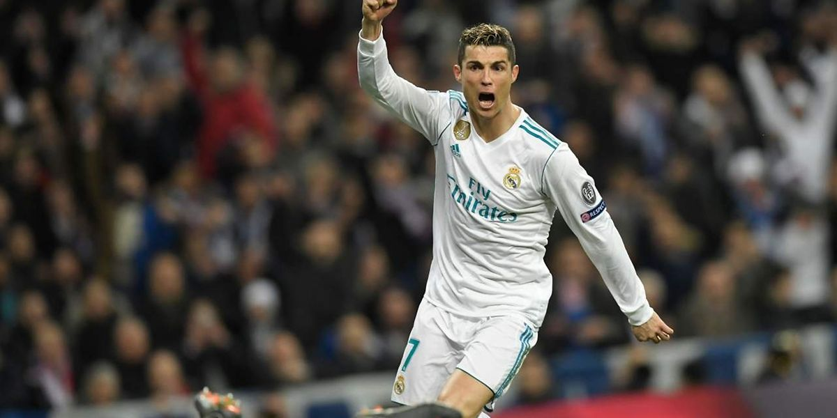 Marca histórica  Cristiano Ronaldo atinge 100 golos pelo Real na  Champions  fe609ae8e626c