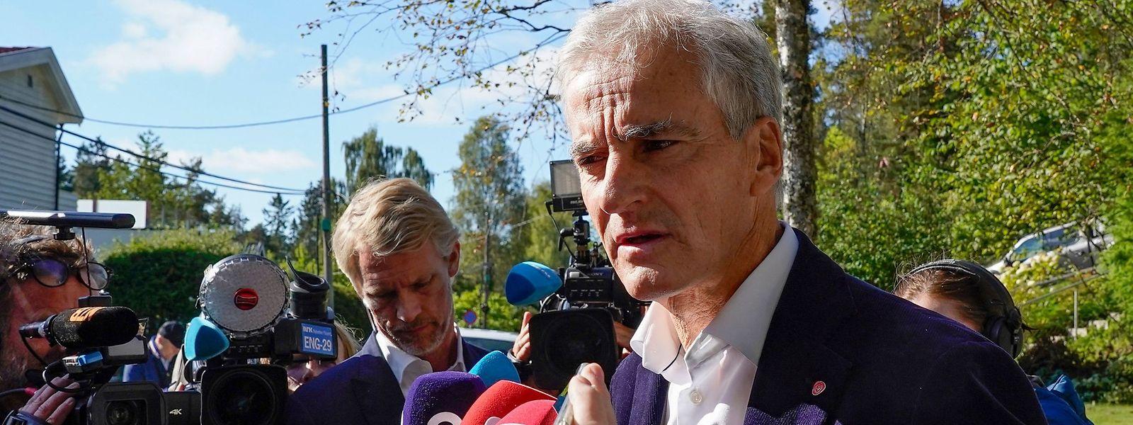 Jonas Gahr Støre wird wohl der nächste Regierungschef von Norwegen.
