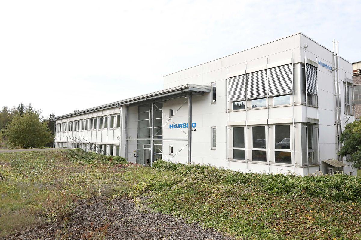 L'Innovation Hub s'étale sur plus de 500 m2 dans l'ancien bâtiment d'ArcelorMittal à Dudelange.