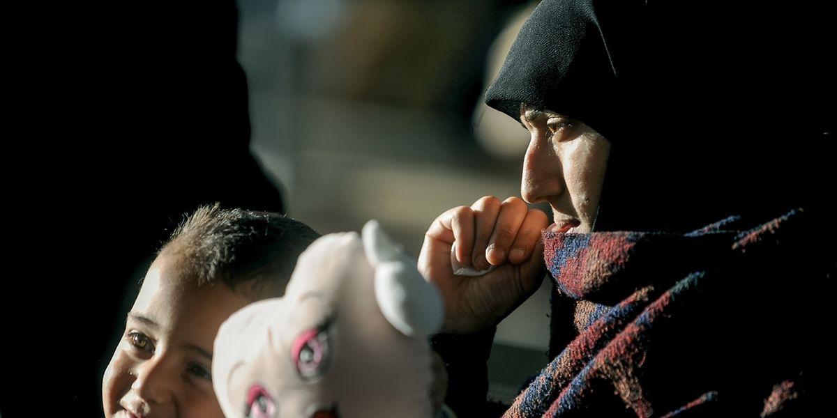 Auch in Luxemburg gibt es in den Auffangstrukturen öfters Krisenzustände mit emotionaler Aufgewühltheit oder erhöhter Reizbarkeit.