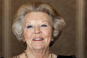 Prinzessin Beatrix der Niederlande musste ins Kranknehaus.