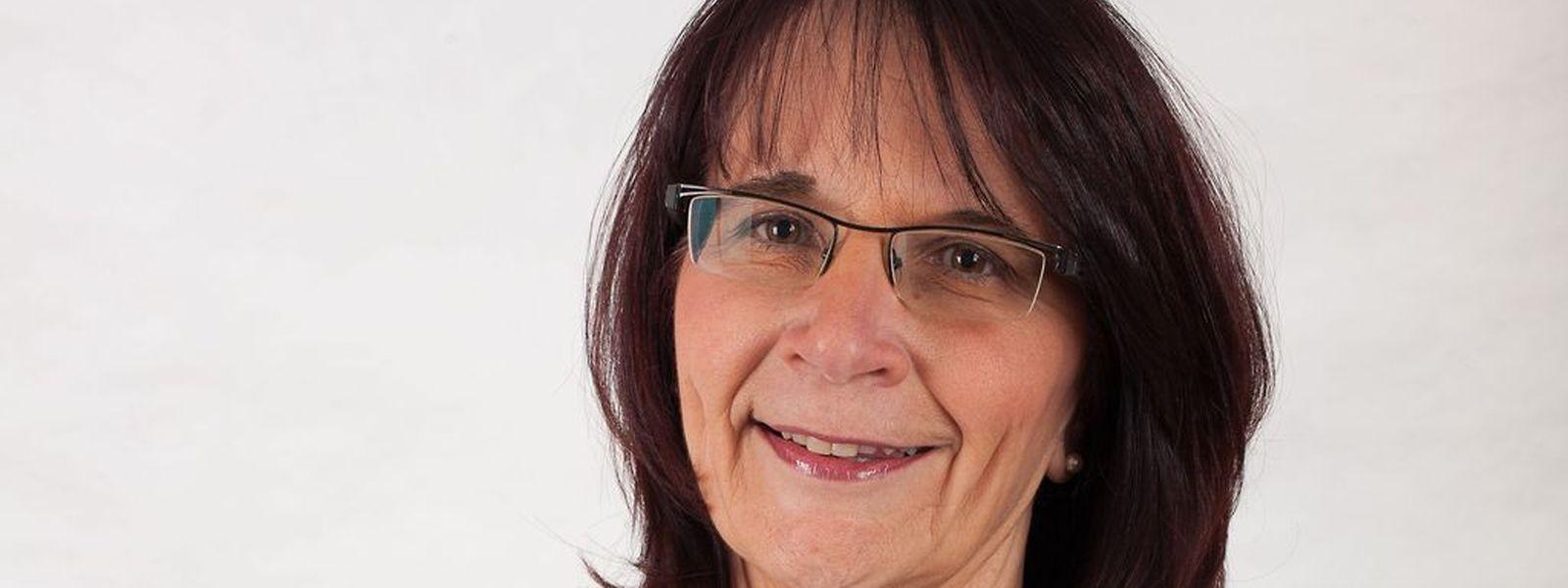 Bürgermeisterin Simone Massard