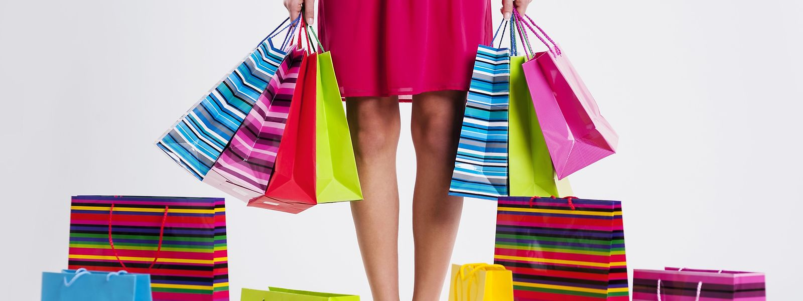 Für Einkaufssüchtige ist ein Shoppingtrip Freude und Qual zugleich.