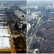 "A combination of photos taken at the National Mall shows the crowds attending the inauguration ceremonies to swear in U.S. President Donald Trump at 12:01pm (L) on January 20, 2017 and President Barack Obama at 1:27pm on January 20, 2009, in Washington, U.S., REUTERS/Lucas Jackson (L), Stelios Varias/File Photo     SEARCH ""JACKSON VARIAS"" FOR THIS STORY. SEARCH ""WIDER IMAGE"" FOR ALL STORIES.      TPX IMAGES OF THE DAY"