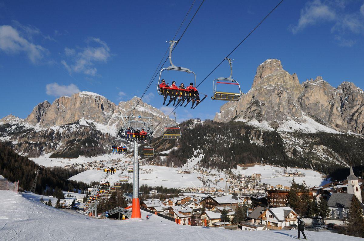 Keine Vorzugsbehandlung: In Südtirol – hier eine Aufnahme aus Corvara, nahe Cortina d'Ampezzo - gibt es lediglich einen Einheitstarif.