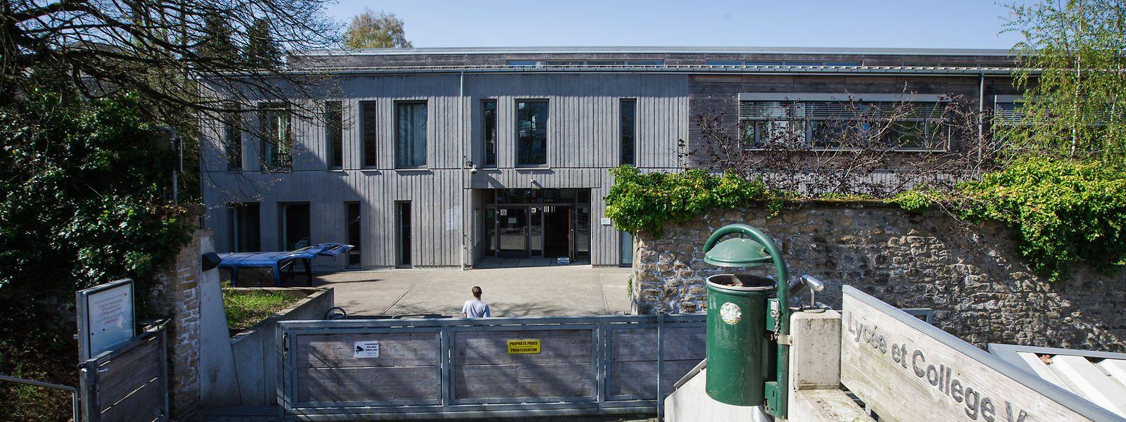 Seit den Osterferien befindet sich die englische Grundschule in den leerstehenden Räumlichkeiten des Lycée Vauban in Limpersberg.