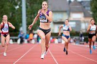 Patrizia VAN DER WEKEN (CAPA) / Leichtathletik, Nationale Meisterschaften, Erster Tag / 05.09.2020 / Düdelingen / Foto: Christian Kemp