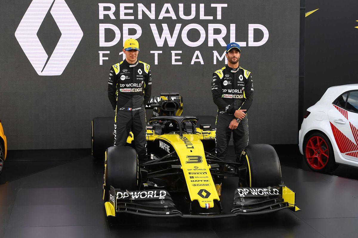 Renault will weiter in der Formel 1 bleiben.