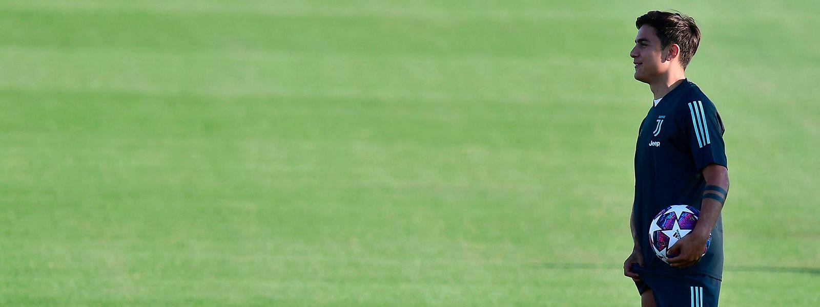 Paulo Dybala et la Juventus doivent remonter un but de retard contre Lyon.